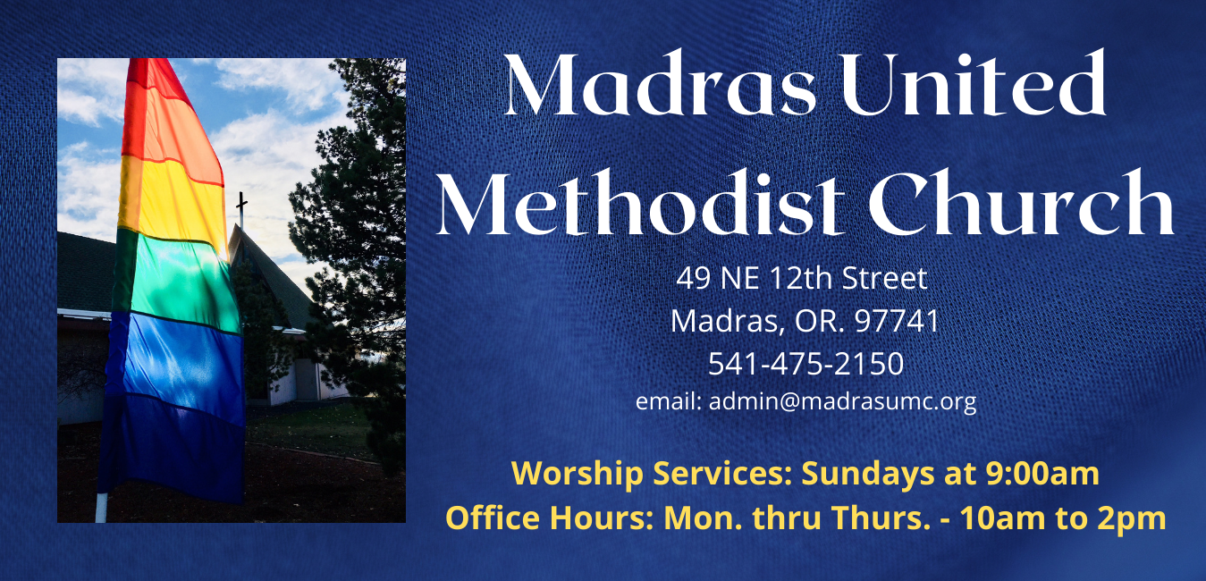 Madras United Methodist Church